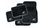 All Blacks Mat Set