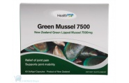 Health Up Green Lipped Mussel 7500mg