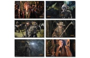 The Hobbit Set of Six Miniature Sheets