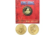 king kong dollar coins