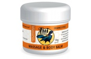 orange spice massage and body balm