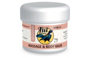 vanilla massage balm