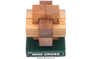 mini wooden cross puzzle tarata toys