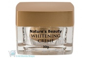 Face Whitening Cream 30g - Nature's Beauty