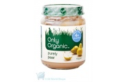 Only Organic Baby Fruit Purely Pear