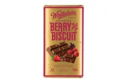 whittaker's berry and biscuit block