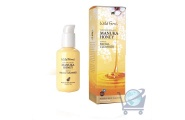 gentle facial cleanser with manuka honey