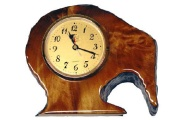 kiwi kauri mantle clock