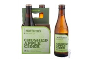 Crushed Apple Cider by Monteith's  X 4 bottles