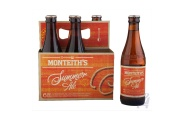 Summer Ale 330ml by Monteith's 6 bottles