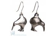 Kiwi Bird Earrings