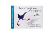 perky the pukeko goes to school