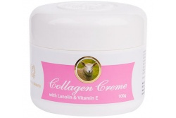 Collagen Cream with Lanolin and Vitamin E - 100gm