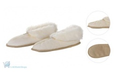 Sleepy Feet Sheepskin Slippers