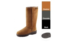Supertread Tall Sheepskin Boots