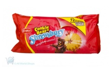 Cookie bear Shrewsbury Twin Pack