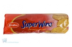 Super Wine Biscuits By Griffins