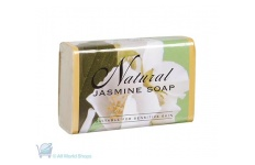Natural Jasmine Soap with Oatmeal