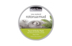rotorua mud face and body pack