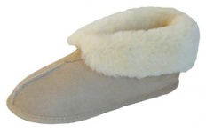 Pioneer Sheepskin Slippers