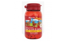 Goat's Milk Chewable Tablets Chocolate by Pro-life 60's