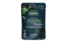 Organic Baby Food Wild Venison 6 + mths by Green Monkey 100 g