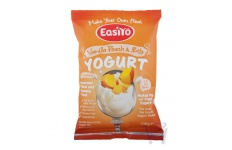 Vanilla Peach & Bits Yogurt Powder by Easiyo 230g