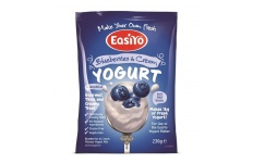 Easiyo Yogurt Powder - Blueberries & Cream - 230g