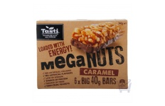caramel mega nuts bar